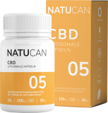 Natucan CBD Kapseln 5%