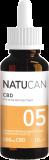 Natucan CBD Öl 5% 10ml