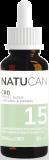 Natucan CBD Öl mit Kurcumin und Piperin 15% 10ml