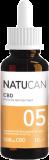 Natucan 5% CBD Öl Test