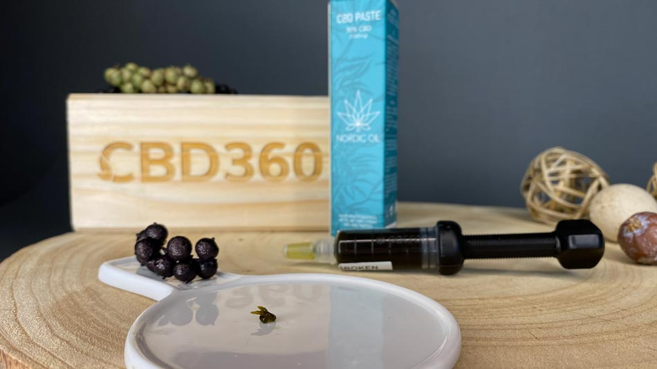 Nordic Oil CBD Paste Erfahrungen & Test