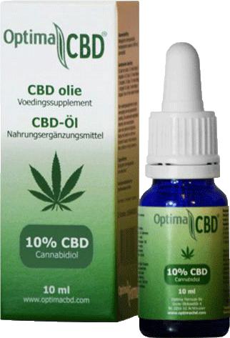 Optima CBD CBD Öl 10% 10ml