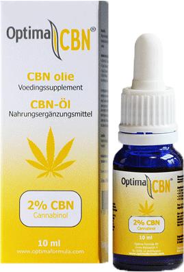 Optima CBD CBN Öl 2% 10ml