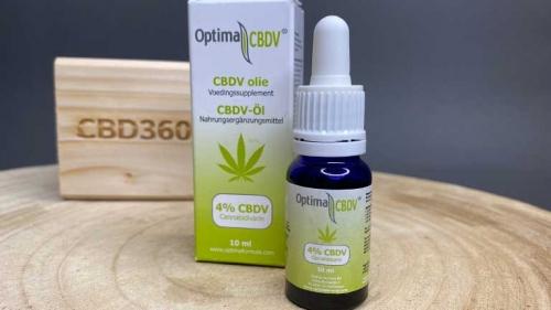 Optima CBDV Öl