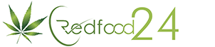 Redfood CBD logo