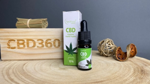 Redfood CBD Öl 15% 10ml