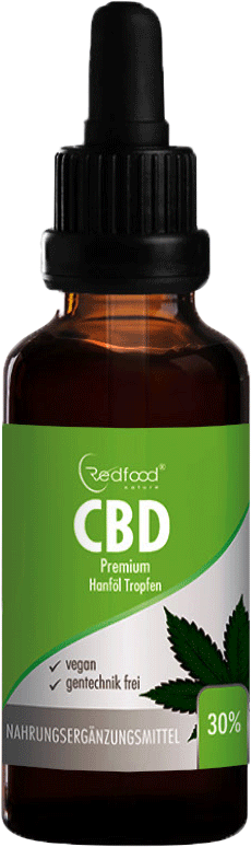 Redfood CBD Öl 30% 10ml