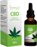 Redfood24 20% CBD Öl Test