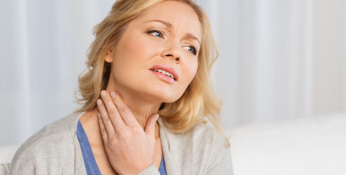 symptômes de la maladie thyroïdienne