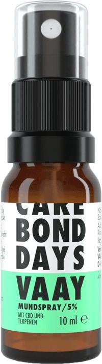 VAAY CBD Öl Spray 5% - Pure (10ml)