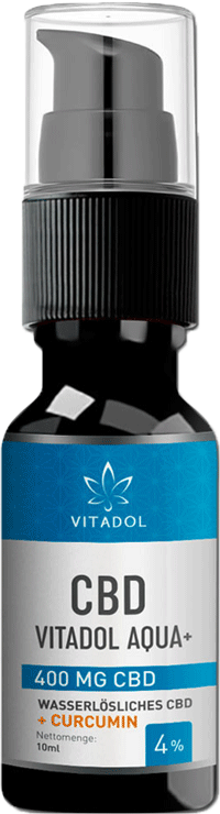 Vitadol Liposomales CBD Öl 4% 10ml
