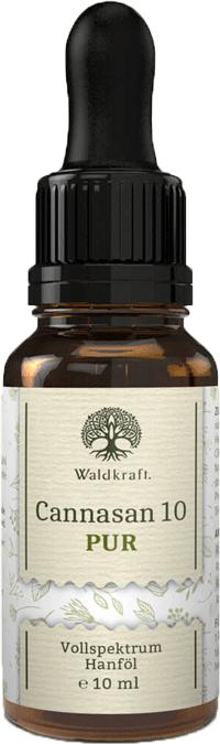 Waldcraft Cannasan Pur 10% 10ml